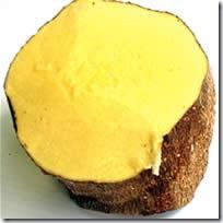 yellow-yam